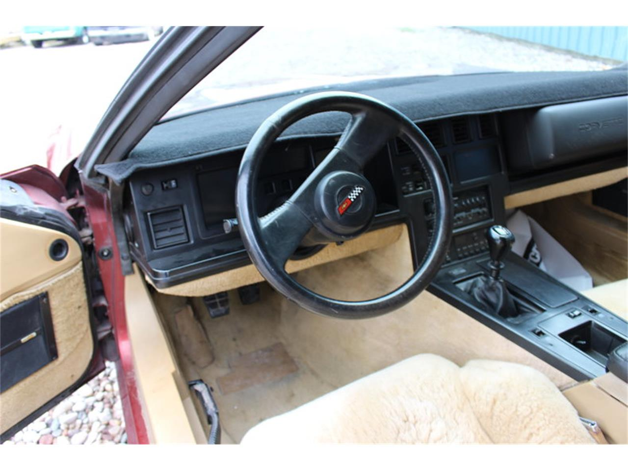 Large Picture of '86 Corvette located in Utah Offered by Salt City Classic & Muscle - J45B