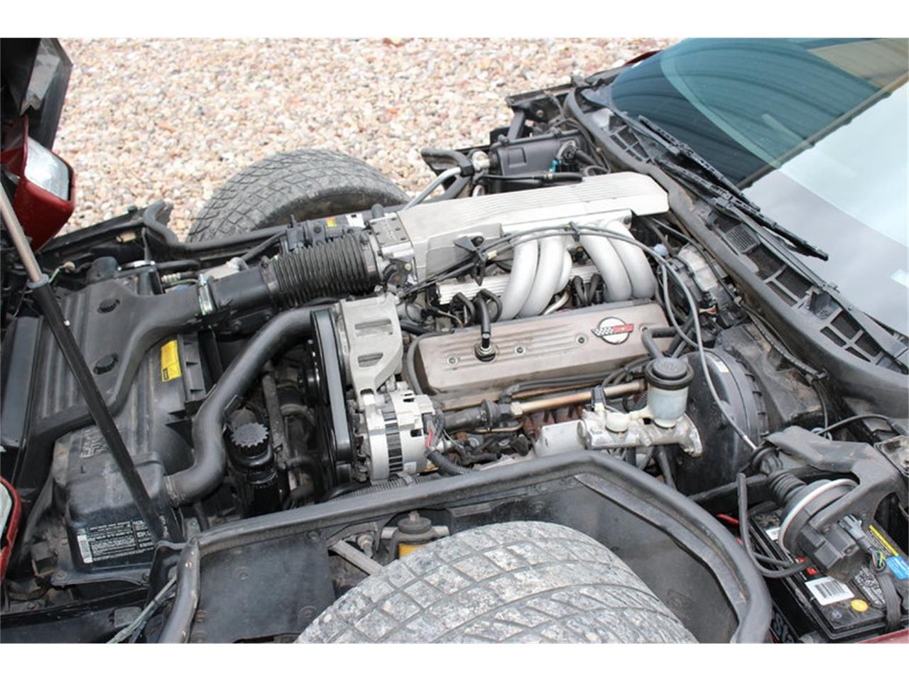 Large Picture of '86 Chevrolet Corvette located in Vernal Utah - $7,995.00 - J45B