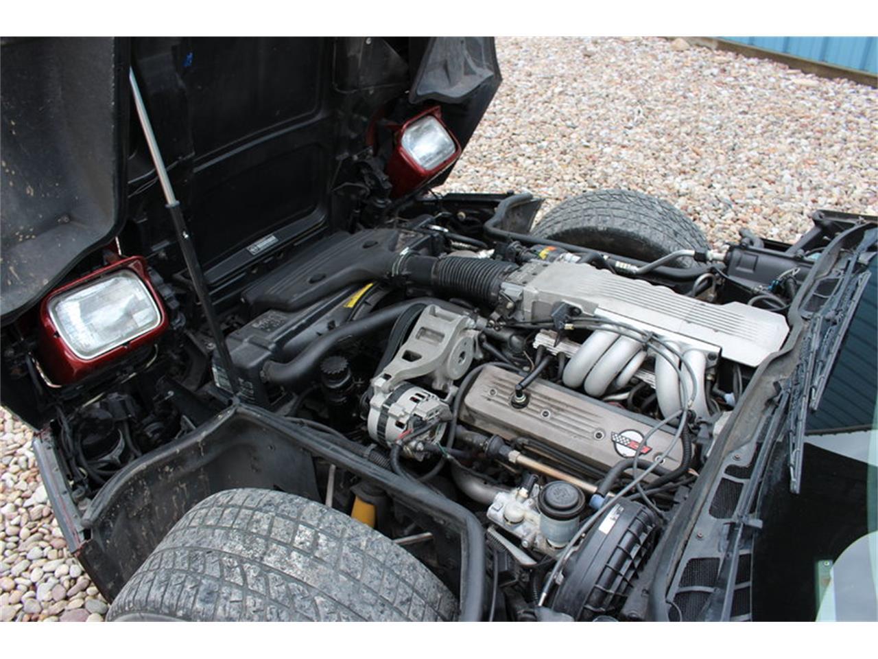 Large Picture of 1986 Corvette located in Vernal Utah - $7,995.00 - J45B