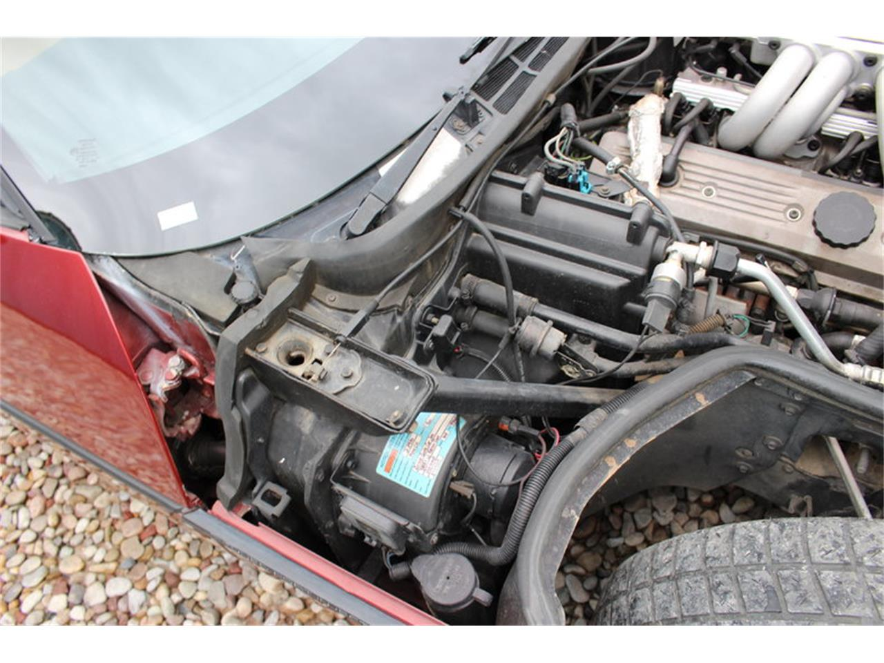 Large Picture of '86 Chevrolet Corvette - $7,995.00 Offered by Salt City Classic & Muscle - J45B