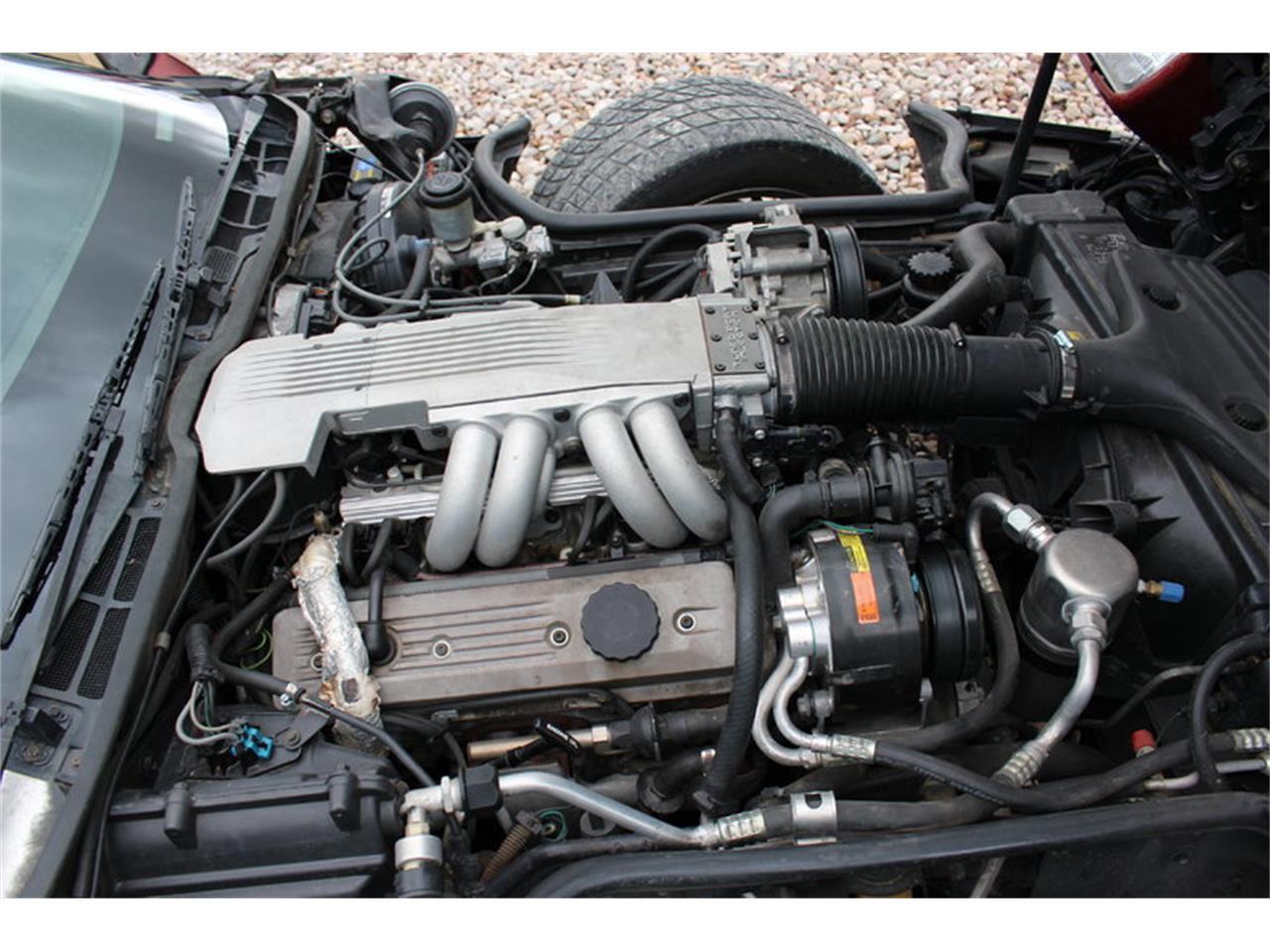 Large Picture of 1986 Chevrolet Corvette located in Vernal Utah - J45B
