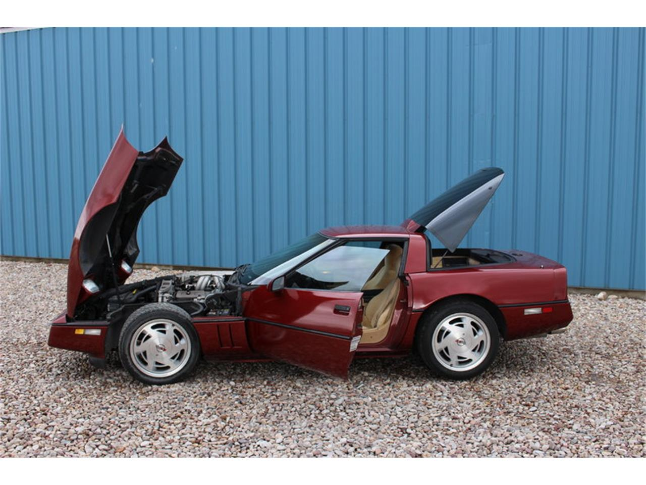 Large Picture of 1986 Corvette located in Utah Offered by Salt City Classic & Muscle - J45B