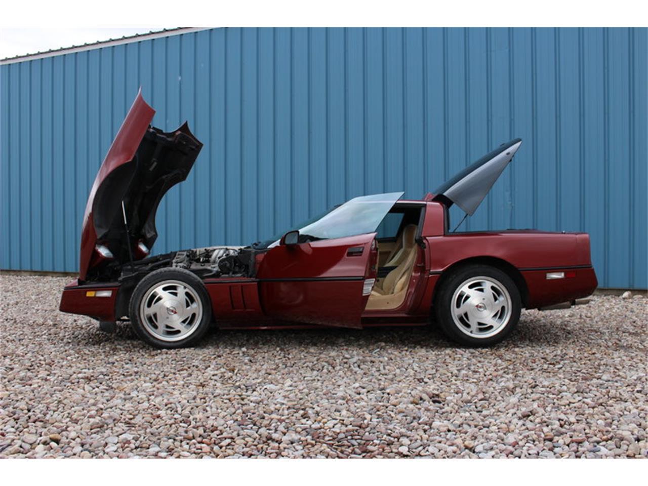 Large Picture of '86 Corvette located in Vernal Utah - $7,995.00 - J45B