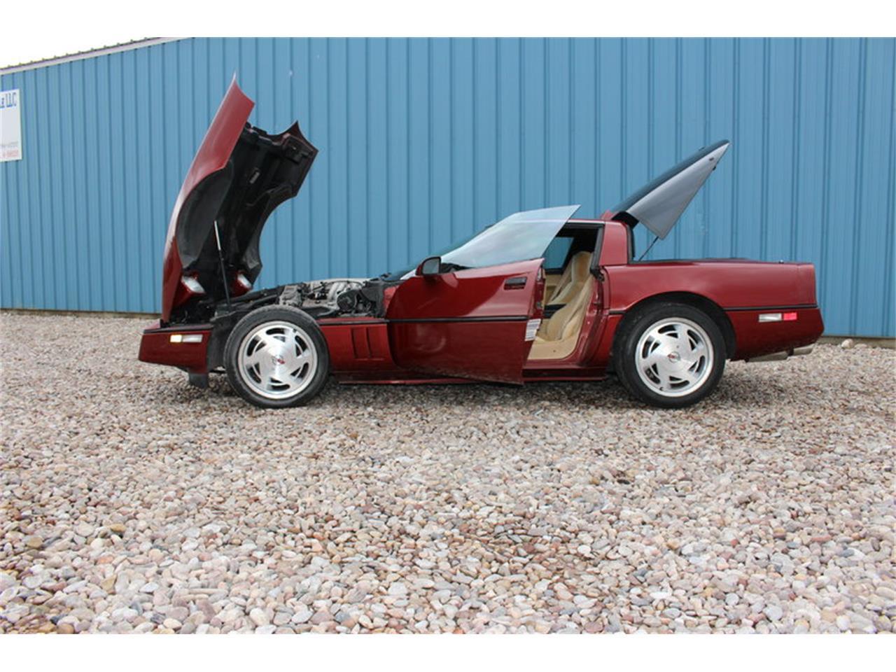 Large Picture of '86 Chevrolet Corvette - J45B