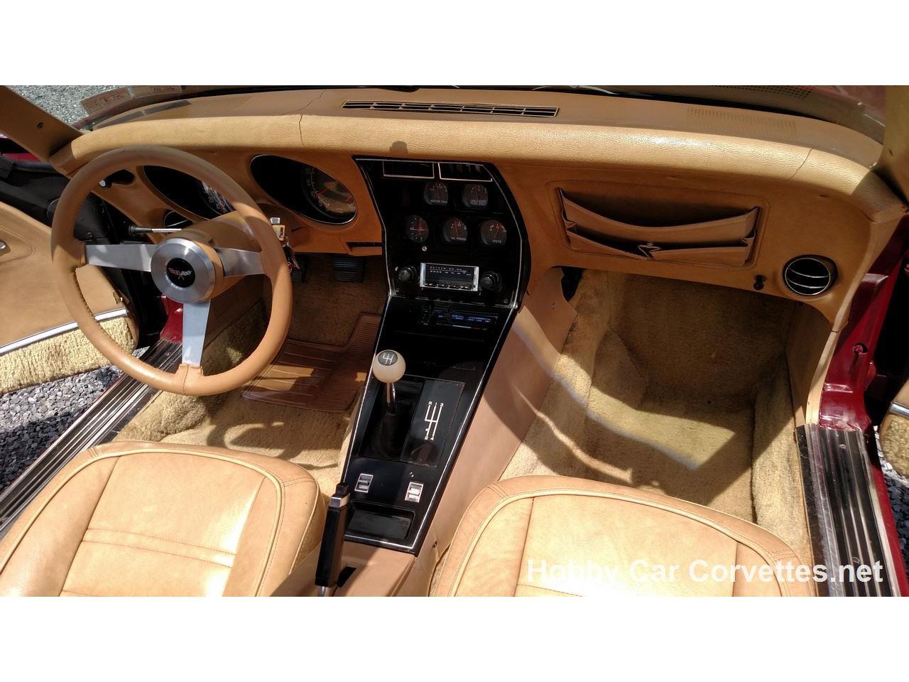 Large Picture of '77 Corvette - J465