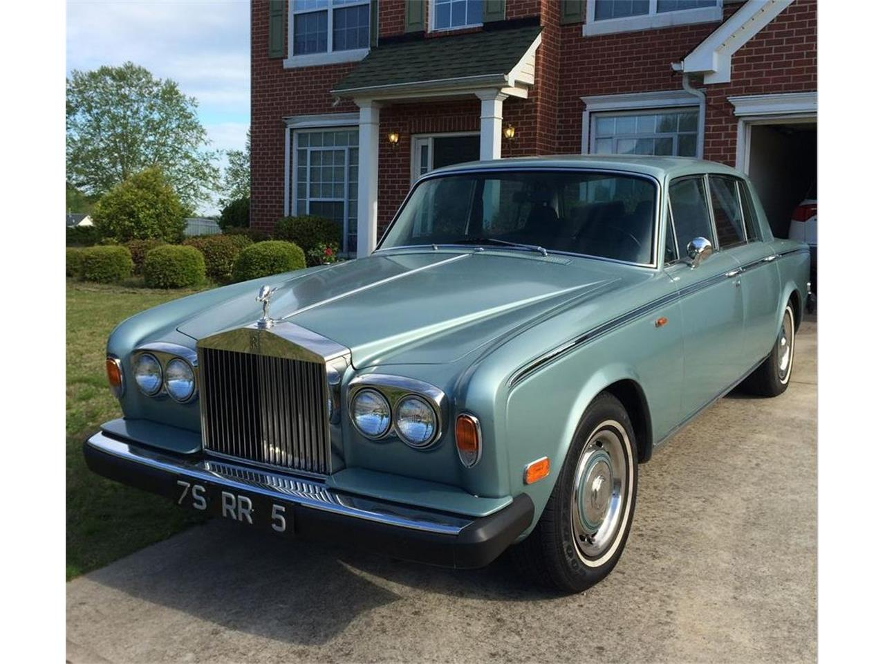Large Picture of '74 Silver Shadow - J46B