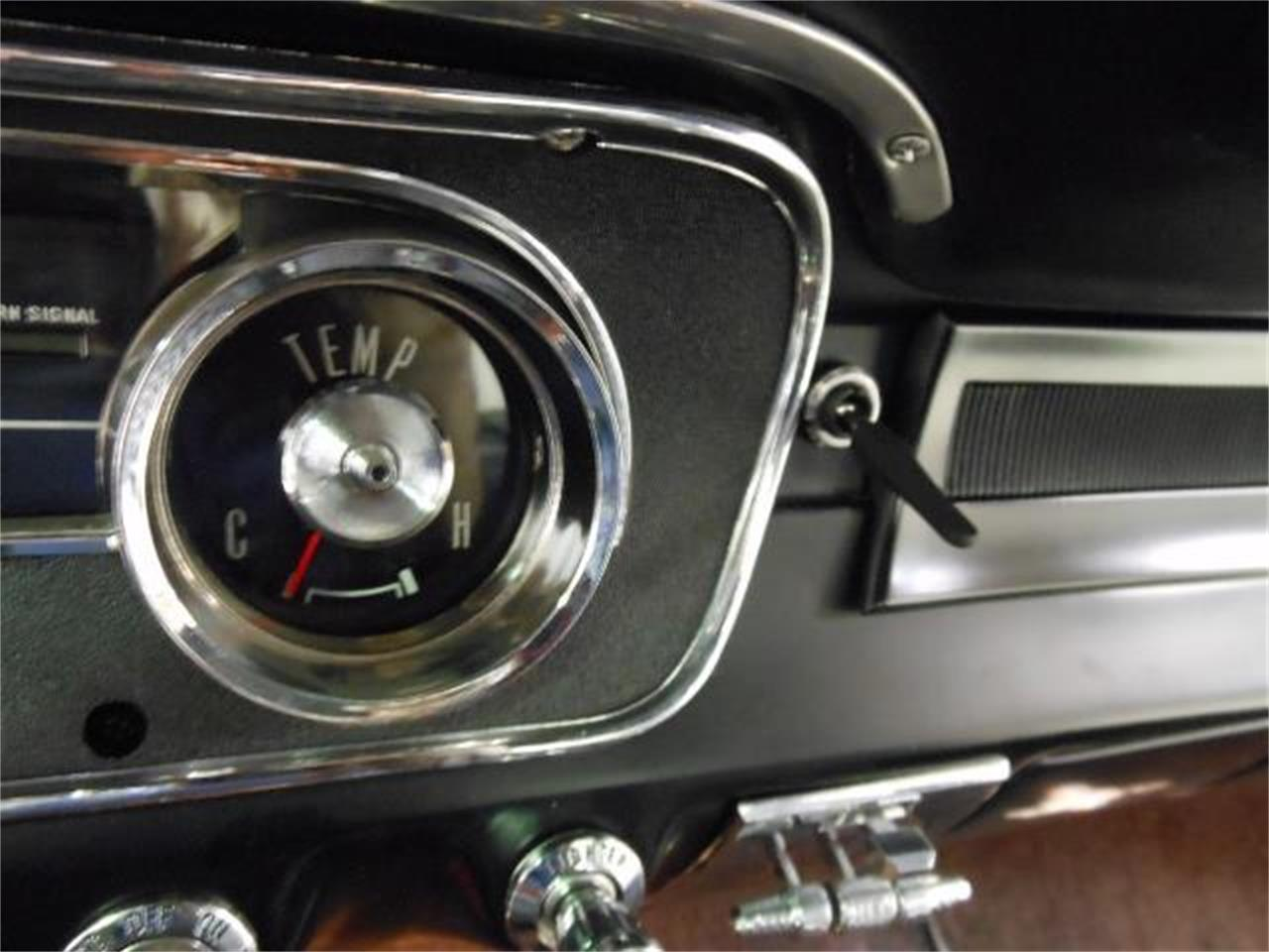 Large Picture of '65 Mustang - J49W
