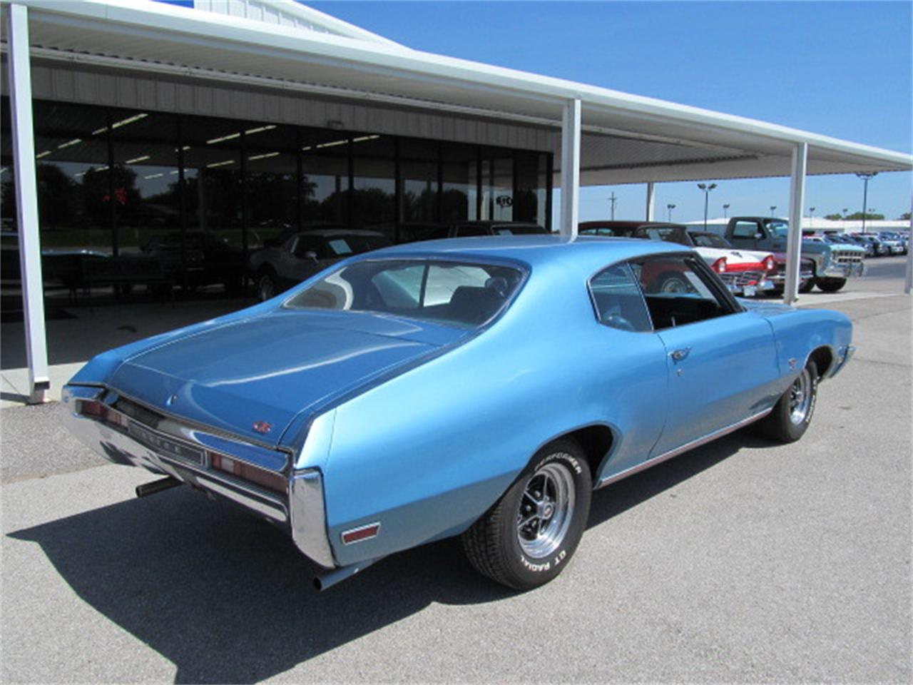 Large Picture of '70 Buick Skylark located in Oklahoma - J49Y