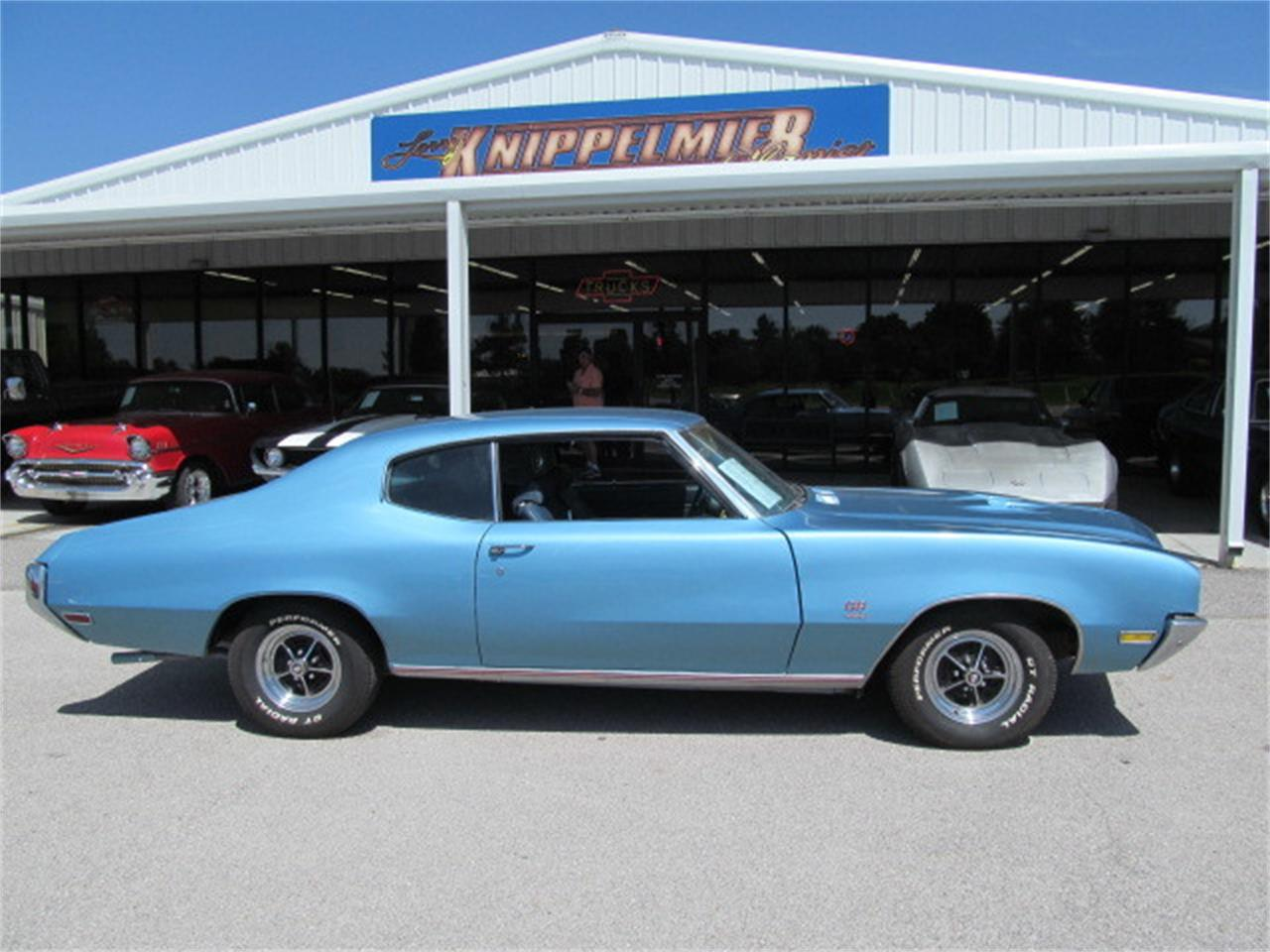 Large Picture of '70 Buick Skylark Offered by Knippelmier Classics - J49Y