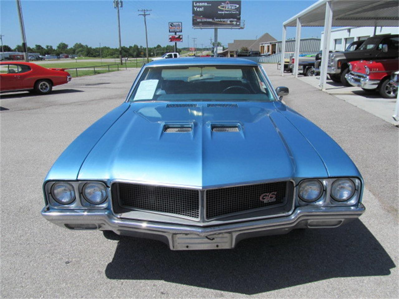 Large Picture of 1970 Buick Skylark - J49Y
