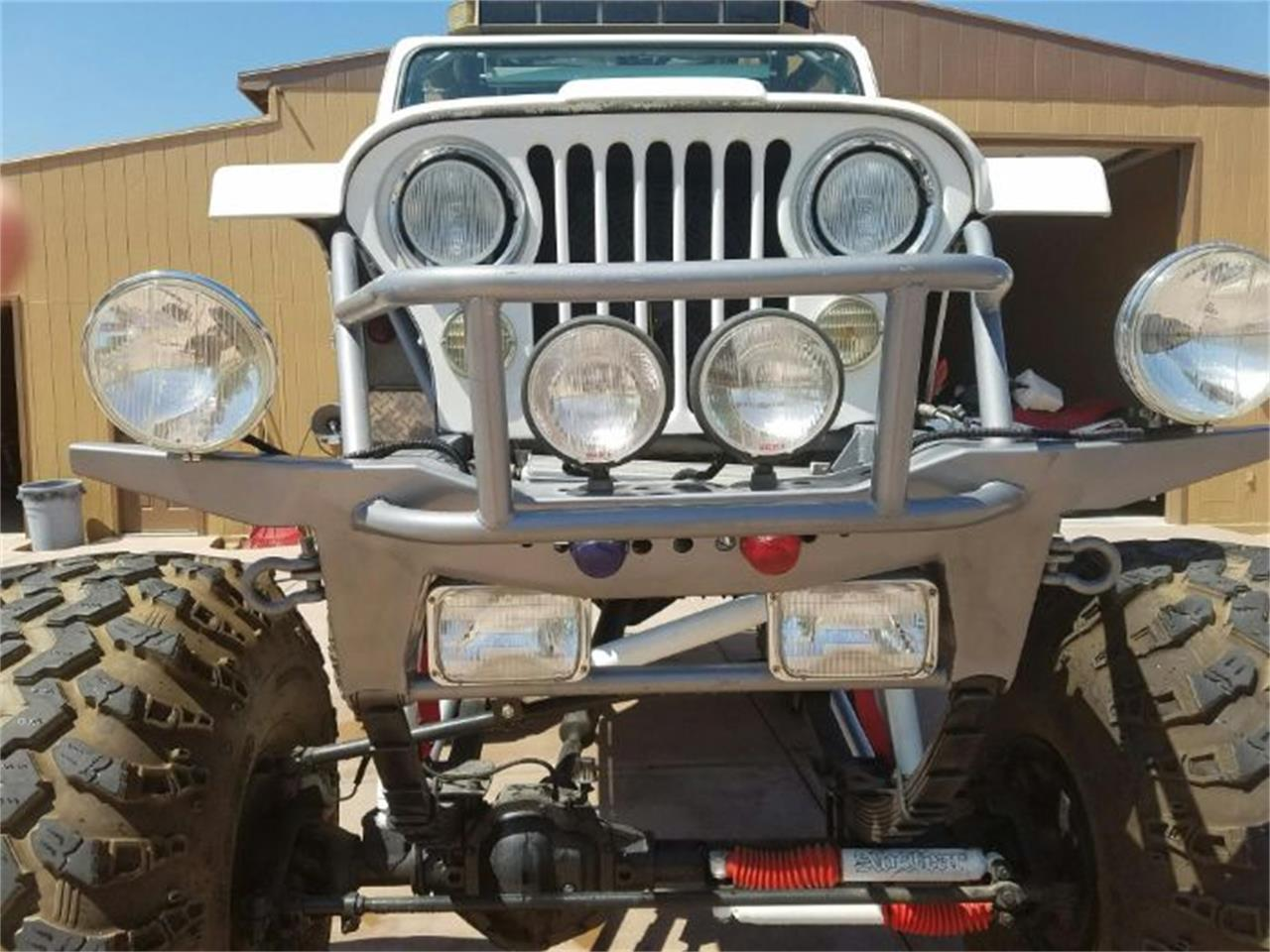 Large Picture of '82 CJ8 Scrambler - J4AO