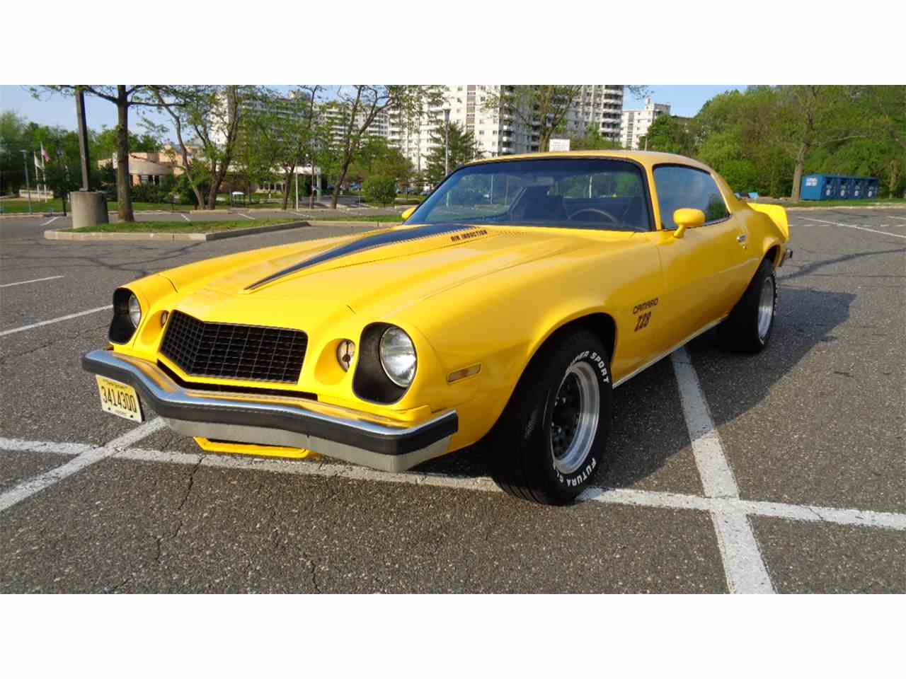 1975 chevrolet camaro for sale cc 892064. Black Bedroom Furniture Sets. Home Design Ideas