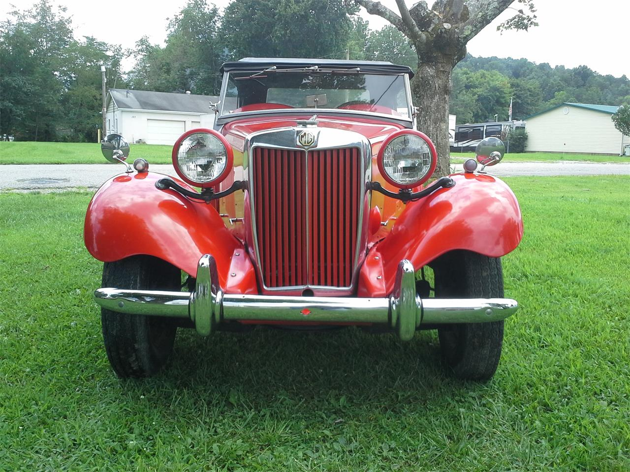 Large Picture of '54 MG TD - $21,500.00 - J4BM