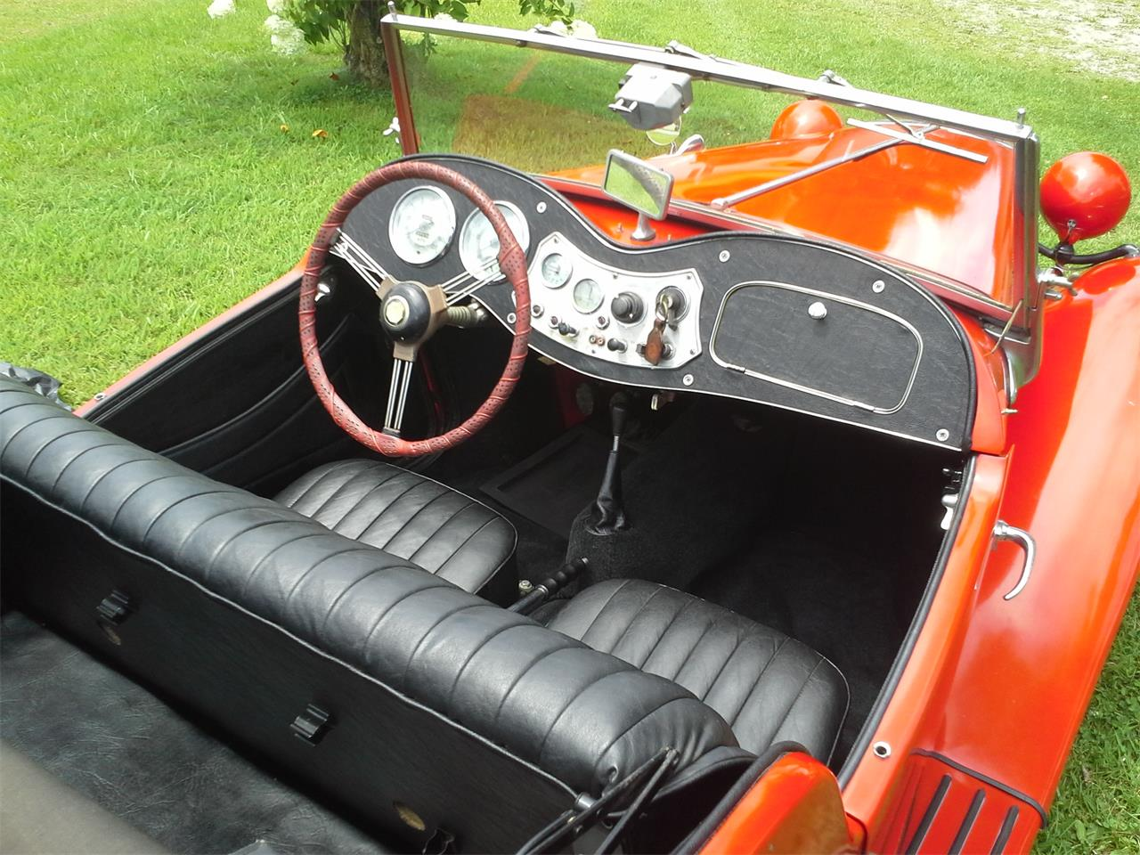 Large Picture of '54 MG TD located in West Virginia - J4BM