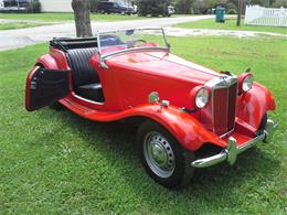 Picture of '54 MG TD located in West Virginia - $21,500.00 Offered by a Private Seller - J4BM