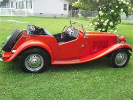 Picture of '54 MG TD located in West Virginia Offered by a Private Seller - J4BM