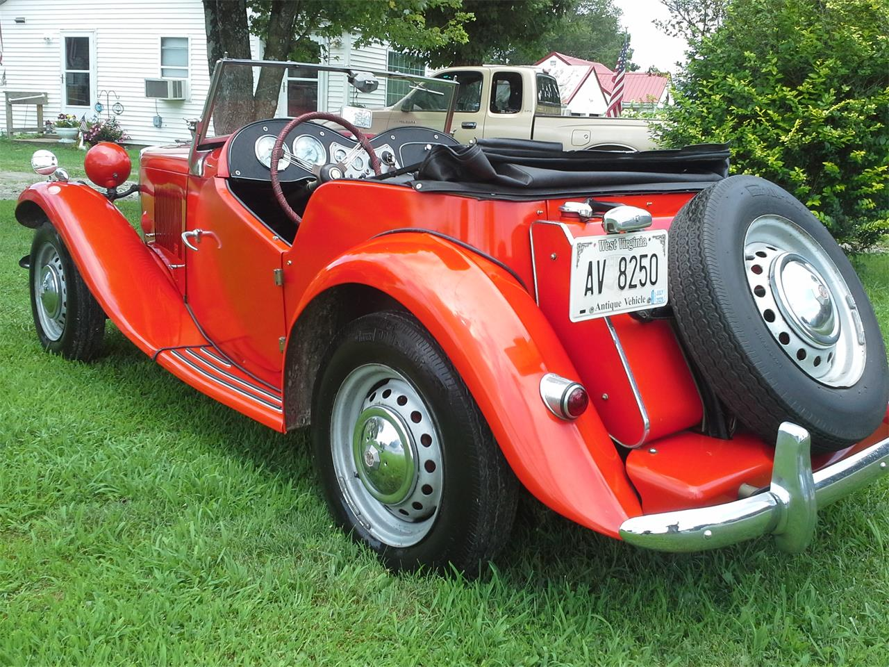 Large Picture of 1954 MG TD - $21,500.00 - J4BM