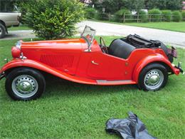 Picture of Classic 1954 MG TD located in West Virginia - $21,500.00 - J4BM
