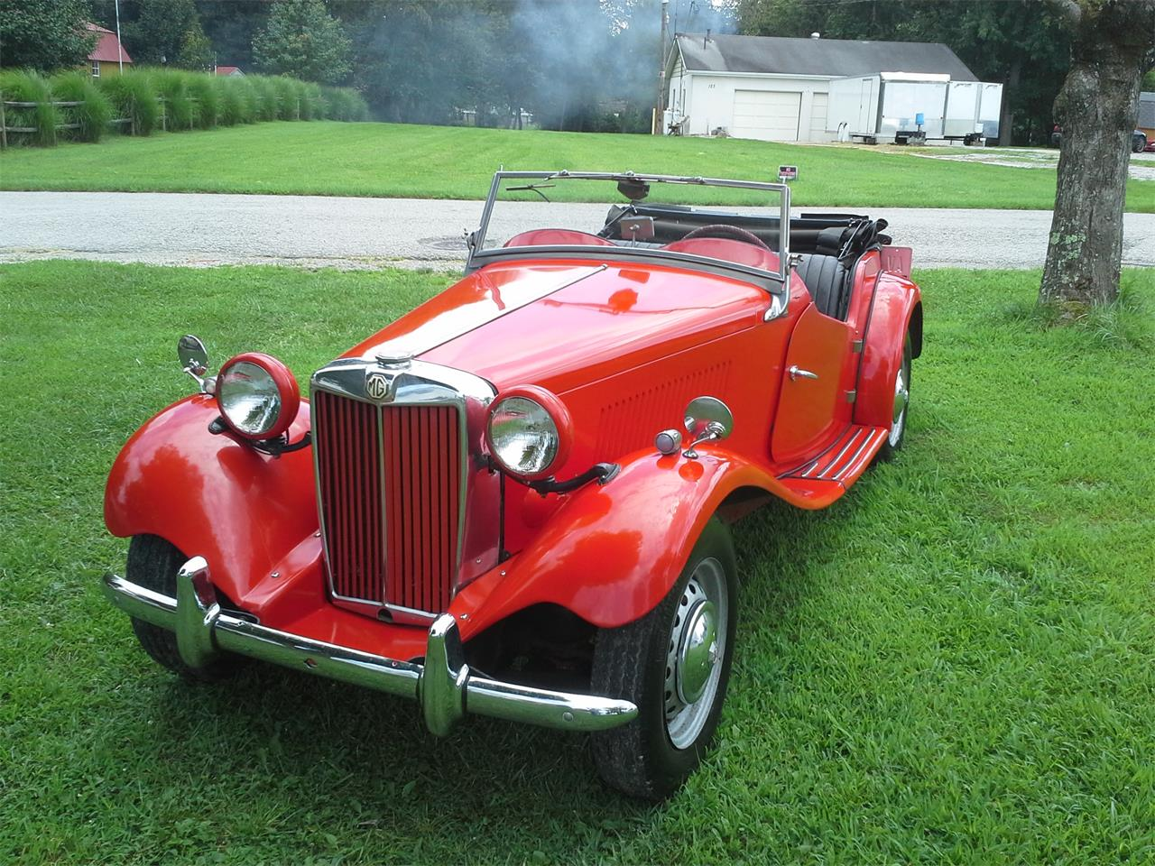Large Picture of 1954 MG TD located in West Virginia Offered by a Private Seller - J4BM