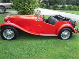 Picture of 1954 MG TD - $21,500.00 Offered by a Private Seller - J4BM