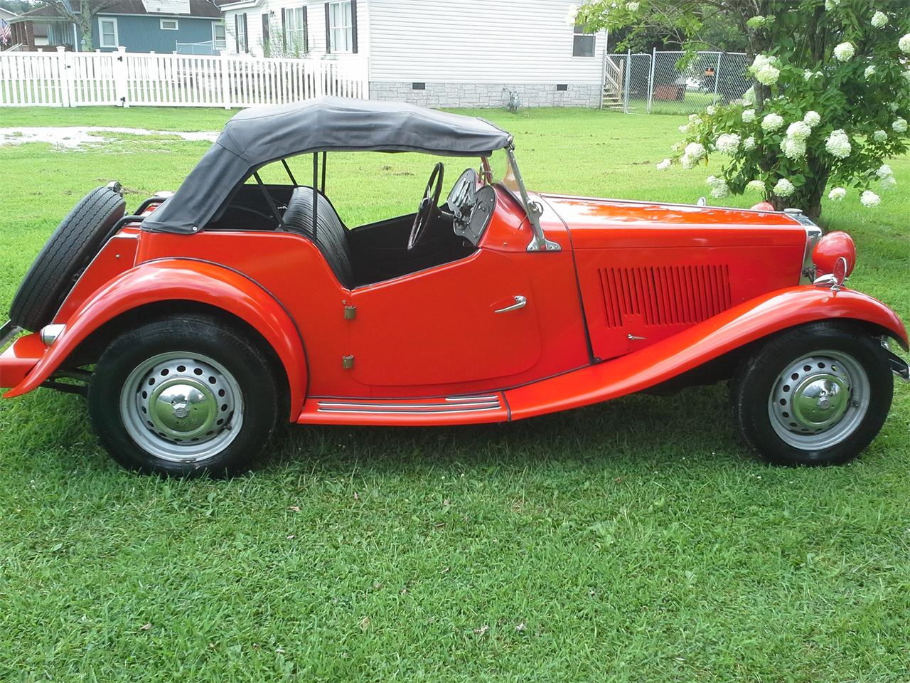 Large Picture of Classic '54 MG TD located in West Virginia - $21,500.00 Offered by a Private Seller - J4BM