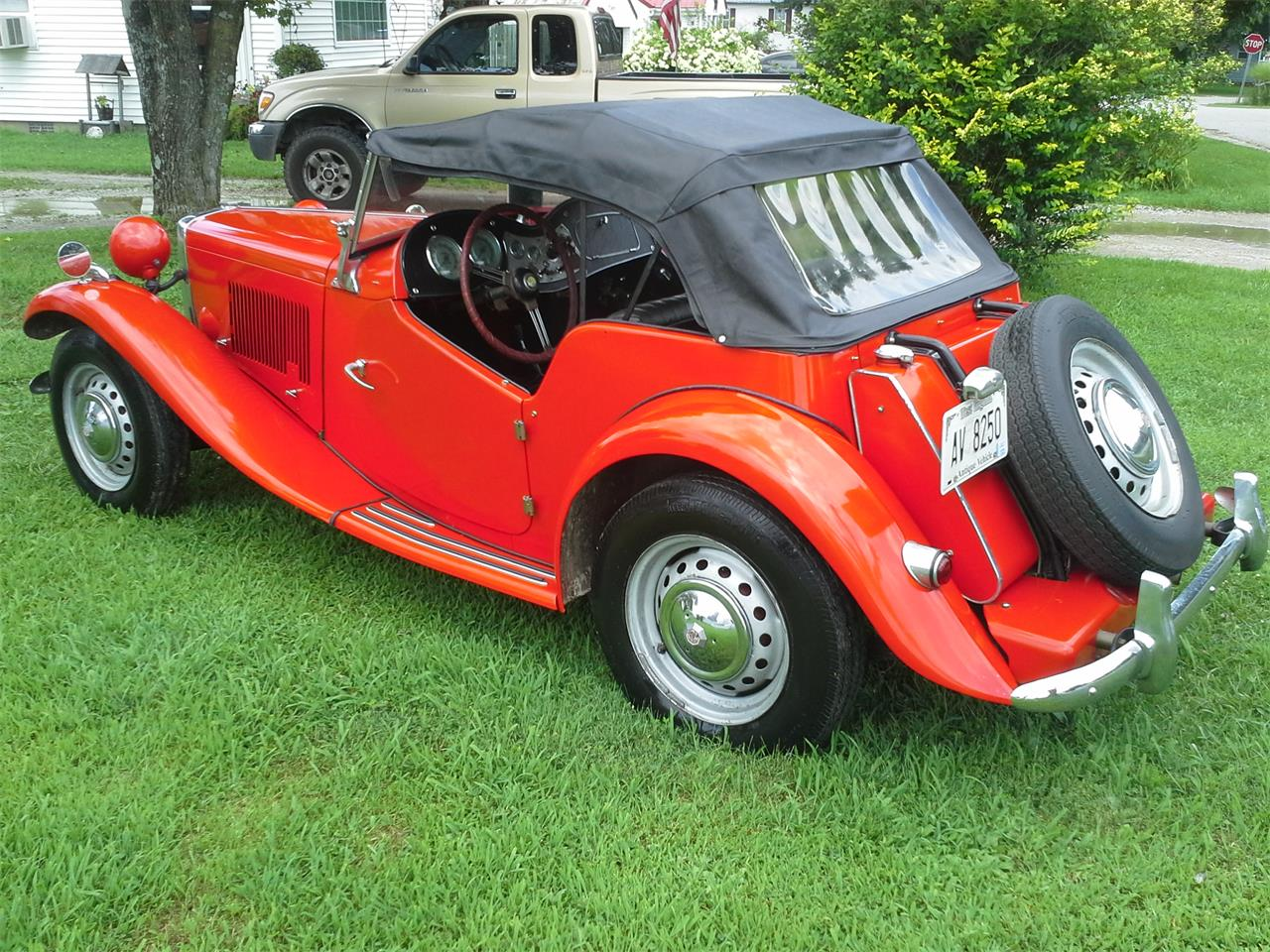 Large Picture of Classic 1954 MG TD - $21,500.00 Offered by a Private Seller - J4BM