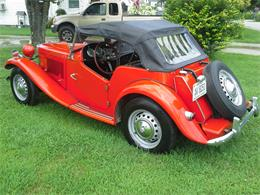 Picture of Classic '54 MG TD - $21,500.00 Offered by a Private Seller - J4BM