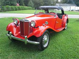 Picture of Classic 1954 MG TD - $21,500.00 - J4BM