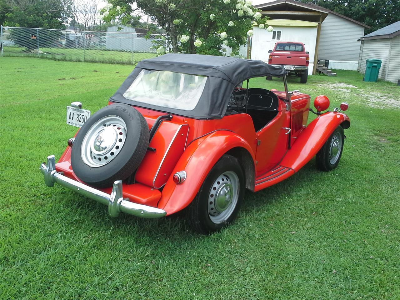 Large Picture of 1954 MG TD - $21,500.00 Offered by a Private Seller - J4BM