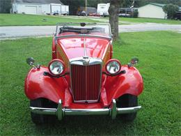 Picture of Classic '54 MG TD located in Hurricane West Virginia - $21,500.00 Offered by a Private Seller - J4BM