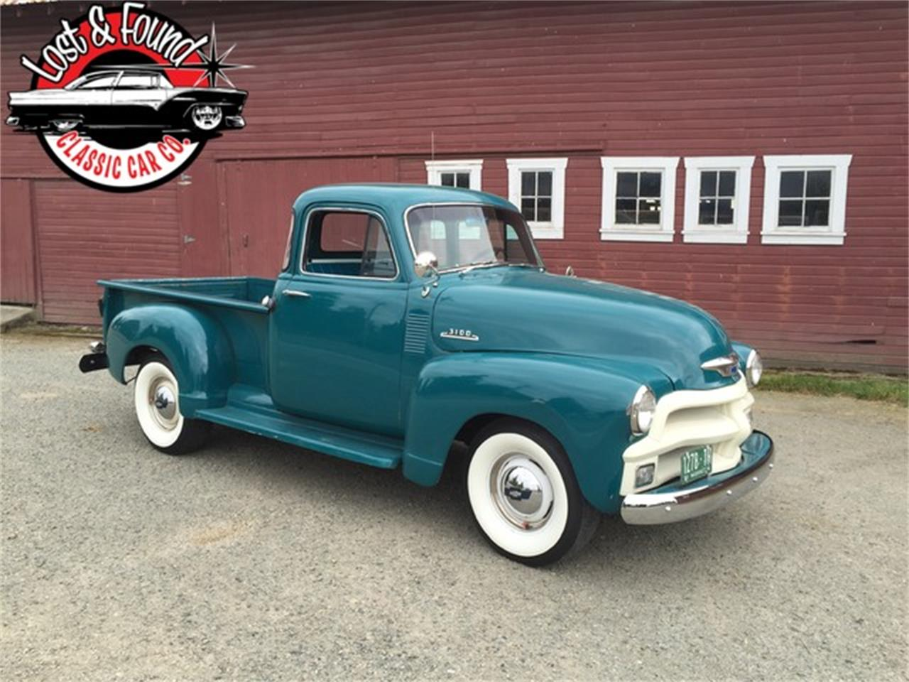 1954 Chevrolet Pickup For Sale Cc 890021 Pick Up Large Picture Of 54 J2qt