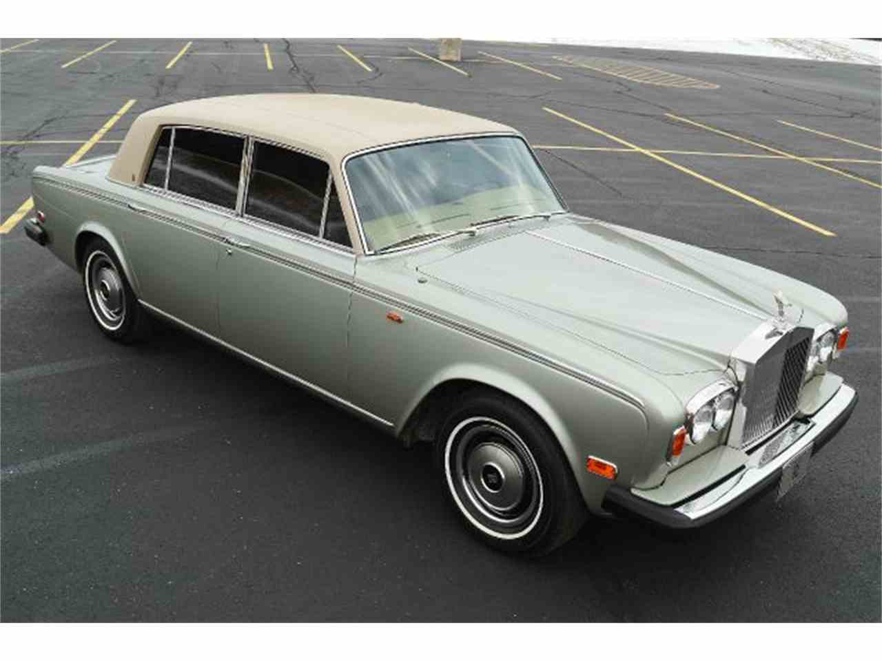 Large Picture of '78 Silver Shadow - J4CM