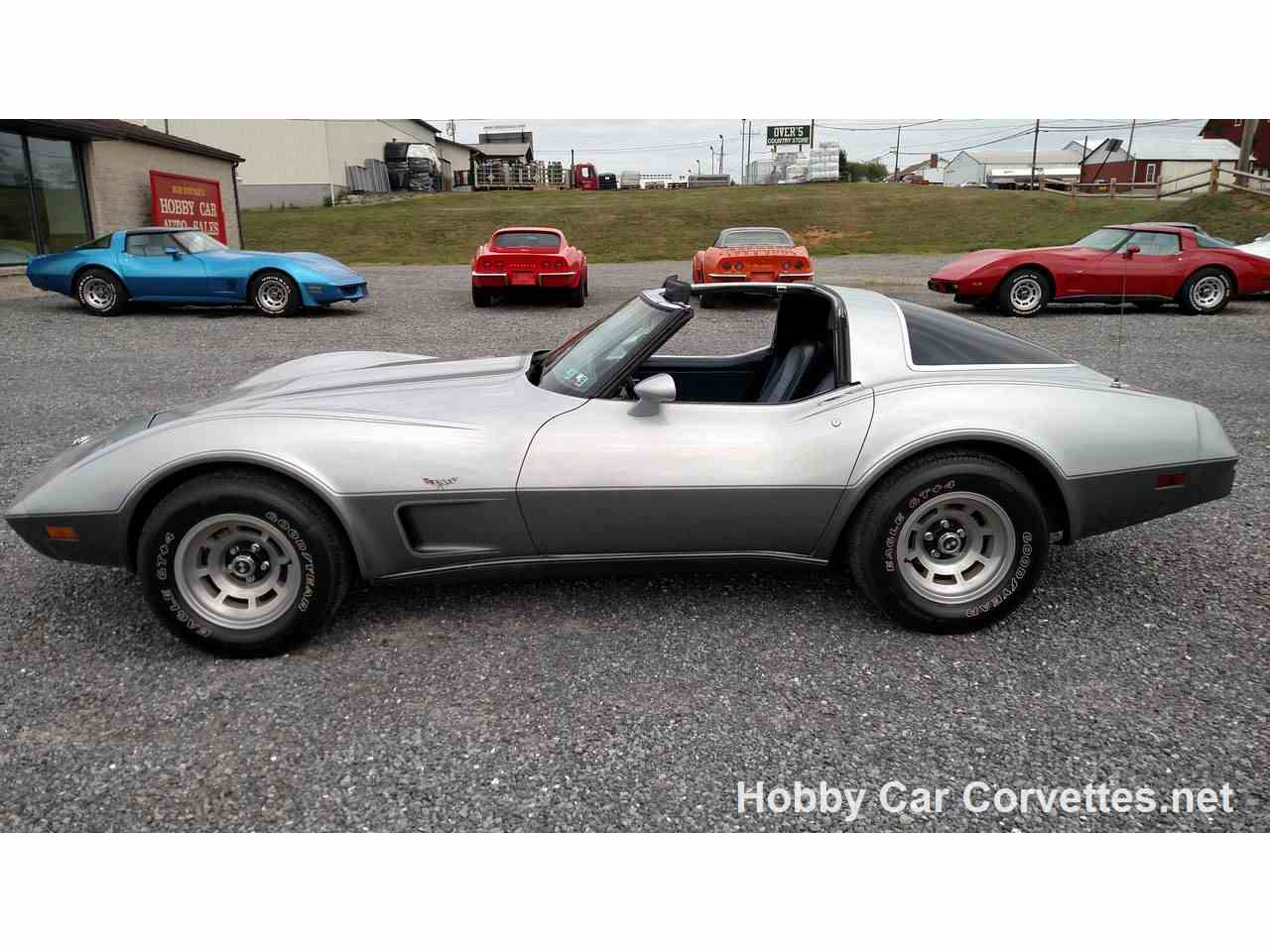 Large Picture of '78 Corvette - J4EH