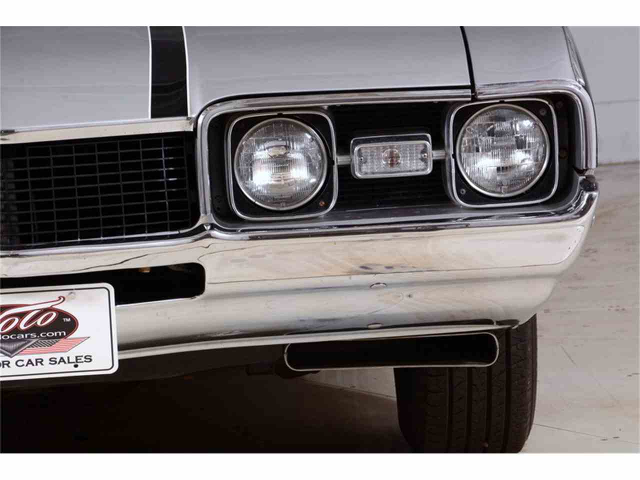 Large Picture of '68 Hurst - J4ES