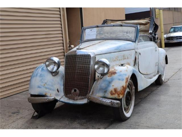 Picture of Classic '38 Mercedes-Benz 170V located in Astoria New York - $89,500.00 Offered by  - J4FI