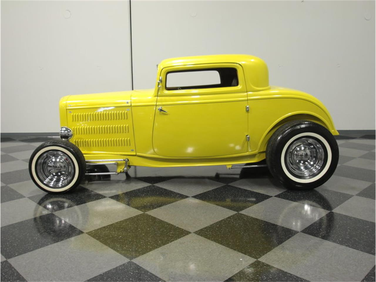 Large Picture of '32 3-Window Coupe - $37,995.00 Offered by Streetside Classics - Atlanta - J4G0