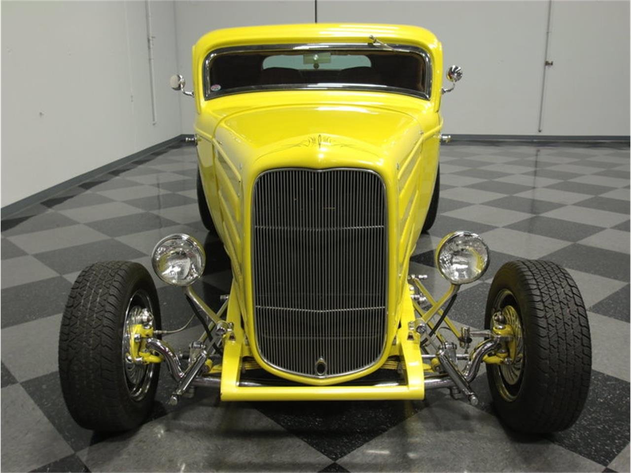 Large Picture of 1932 Ford 3-Window Coupe Offered by Streetside Classics - Atlanta - J4G0