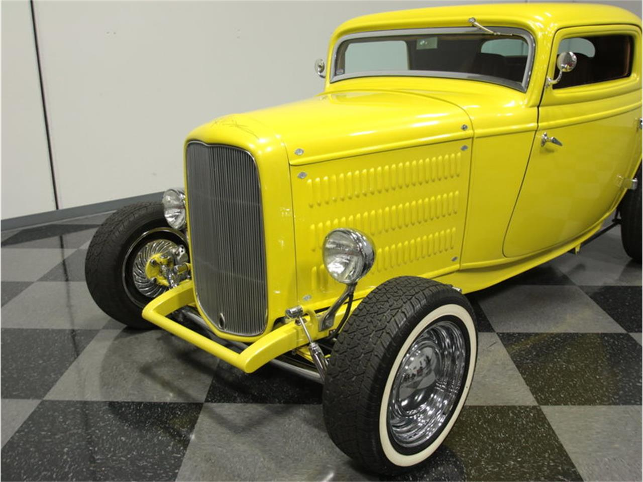 Large Picture of 1932 3-Window Coupe - $37,995.00 Offered by Streetside Classics - Atlanta - J4G0