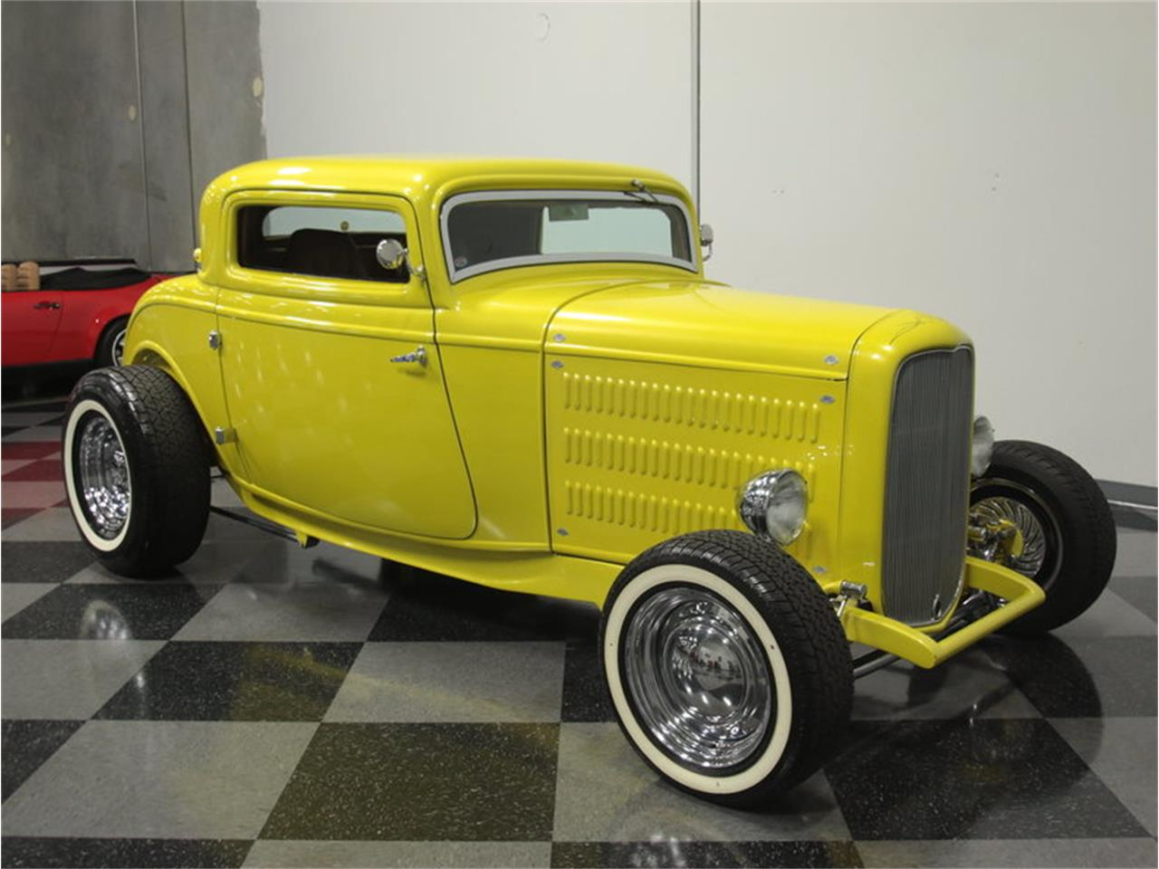 Large Picture of Classic '32 Ford 3-Window Coupe located in Georgia Offered by Streetside Classics - Atlanta - J4G0