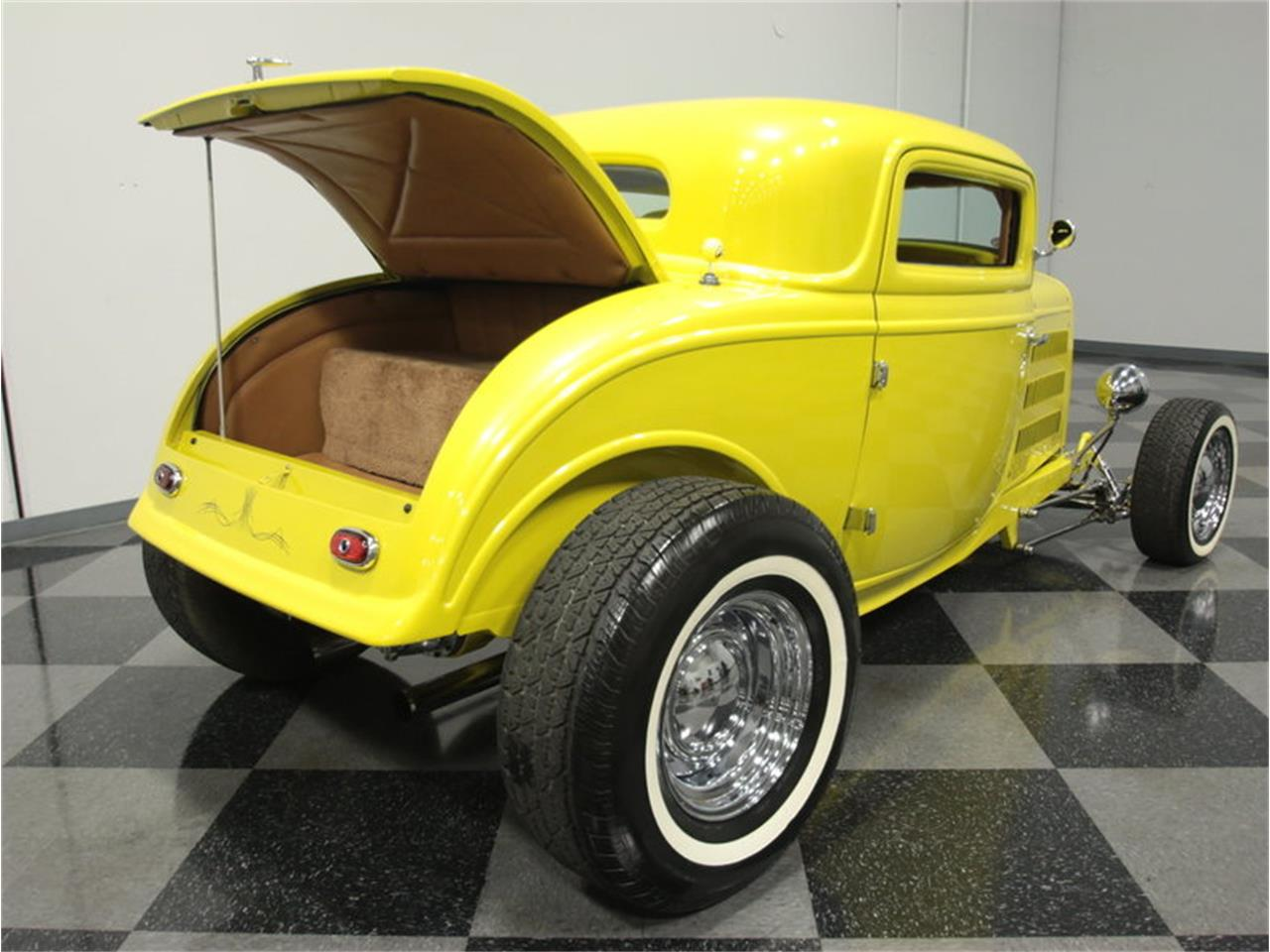 Large Picture of '32 3-Window Coupe located in Lithia Springs Georgia Offered by Streetside Classics - Atlanta - J4G0