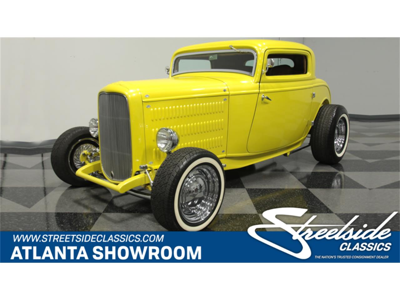 Large Picture of Classic 1932 3-Window Coupe located in Lithia Springs Georgia Offered by Streetside Classics - Atlanta - J4G0