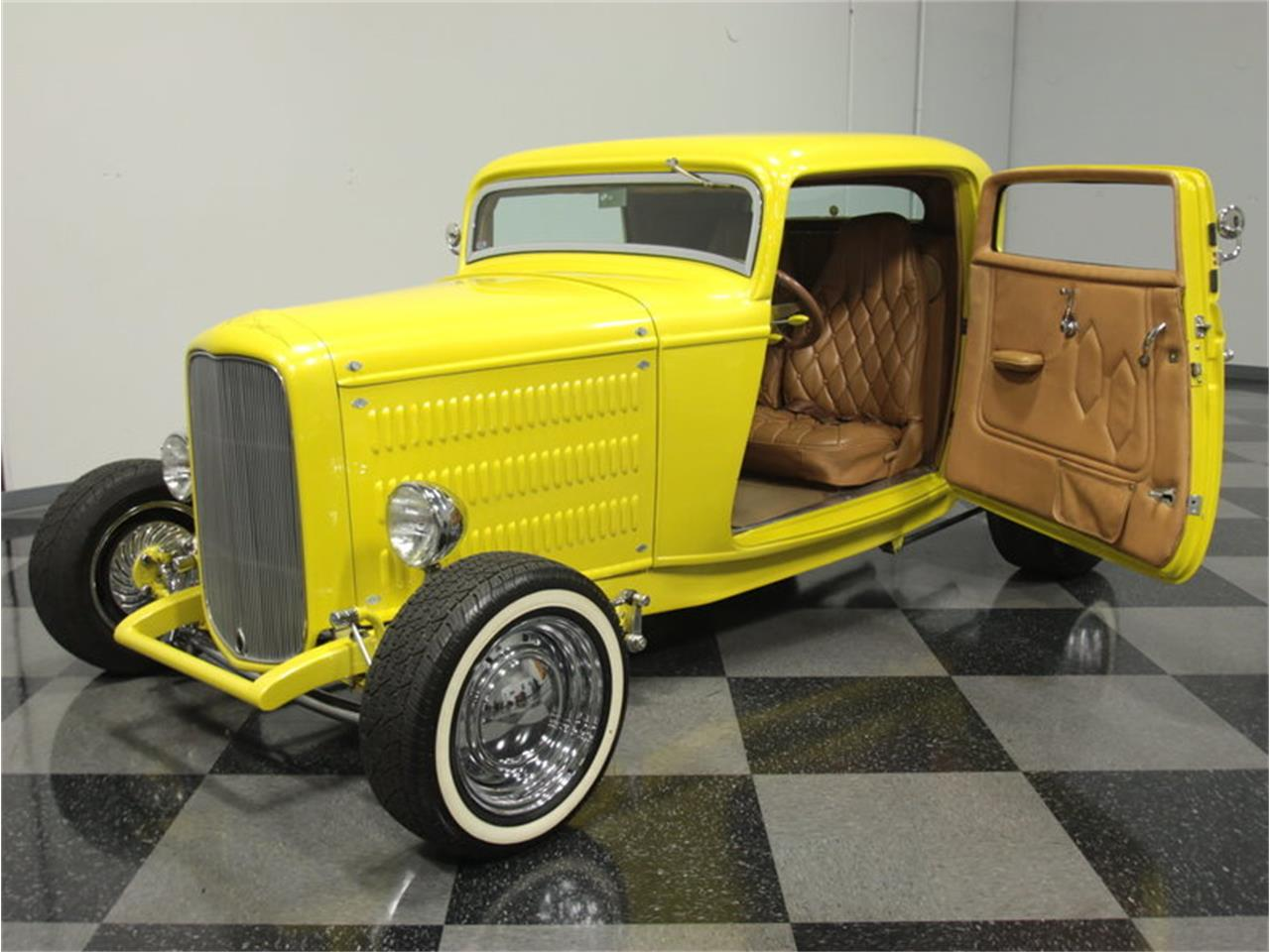 Large Picture of Classic '32 3-Window Coupe located in Georgia - $37,995.00 Offered by Streetside Classics - Atlanta - J4G0