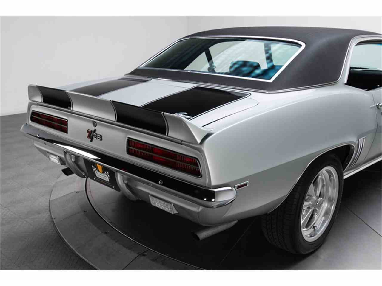 Large Picture Of 1969 Chevrolet Camaro RS Z28   $59,900.00 Offered By RK  Motors Charlotte