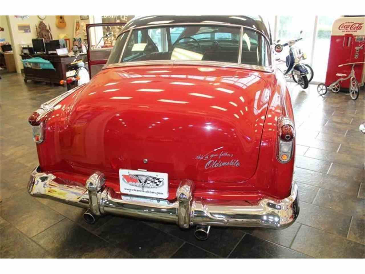 Large Picture of 1951 Oldsmobile 88 Offered by Classic Cars of Sarasota - J4GS