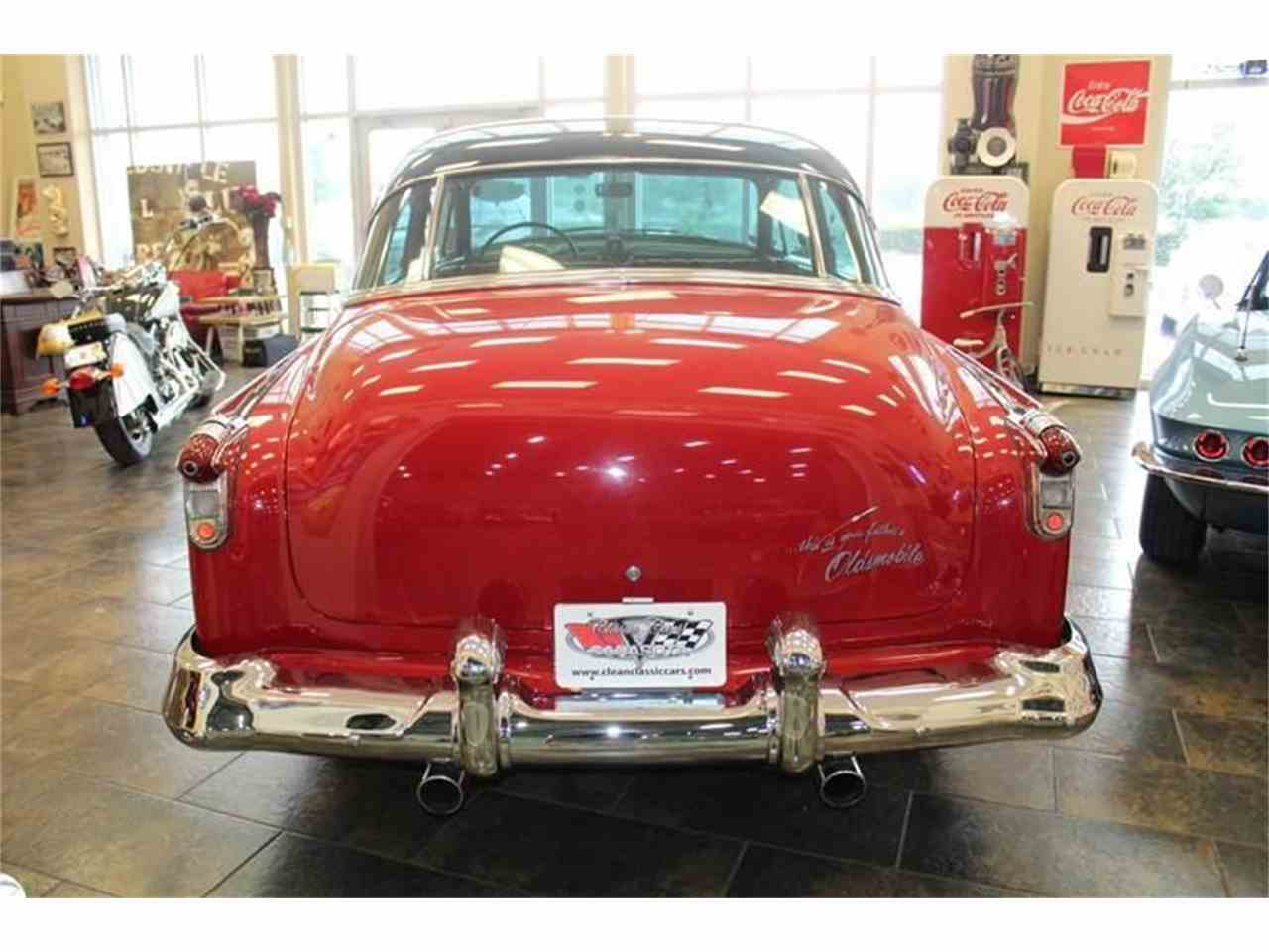 Large Picture of 1951 Oldsmobile 88 located in Florida - $26,900.00 - J4GS
