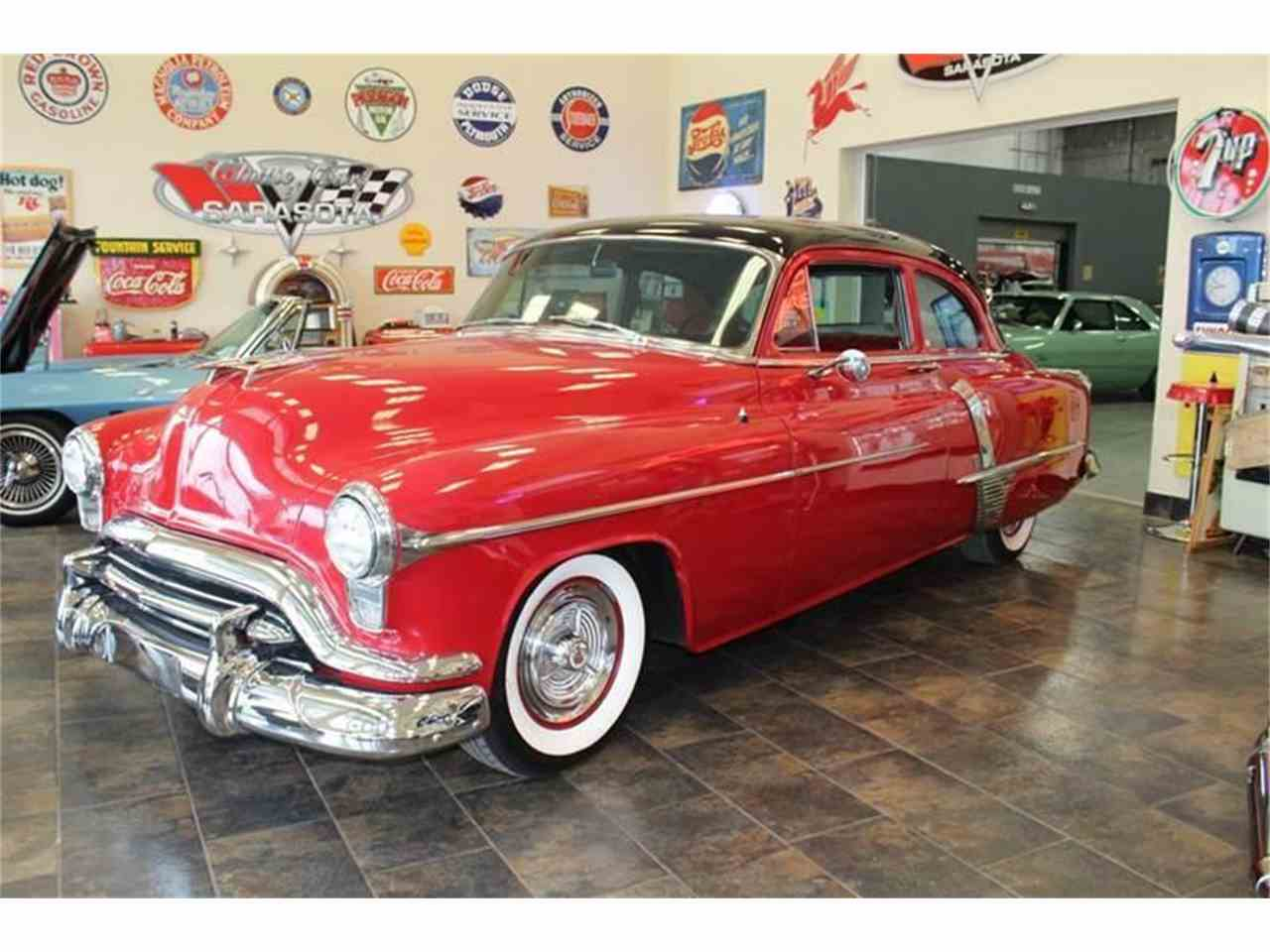 Large Picture of Classic 1951 Oldsmobile 88 located in Sarasota Florida - J4GS