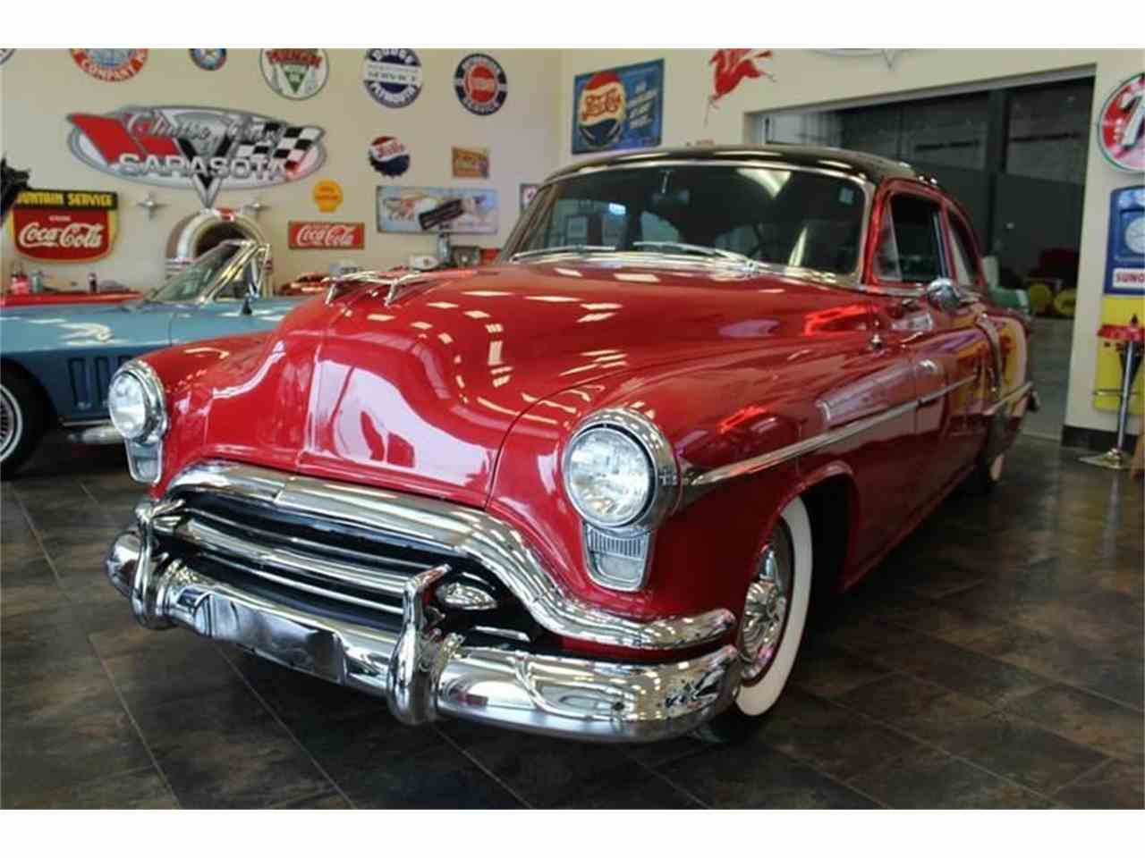 Large Picture of Classic 1951 88 located in Florida - $26,900.00 Offered by Classic Cars of Sarasota - J4GS