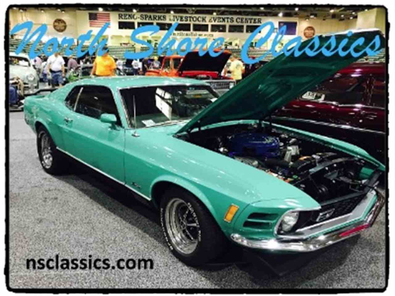 Large Picture of '70 Mustang - J4GY