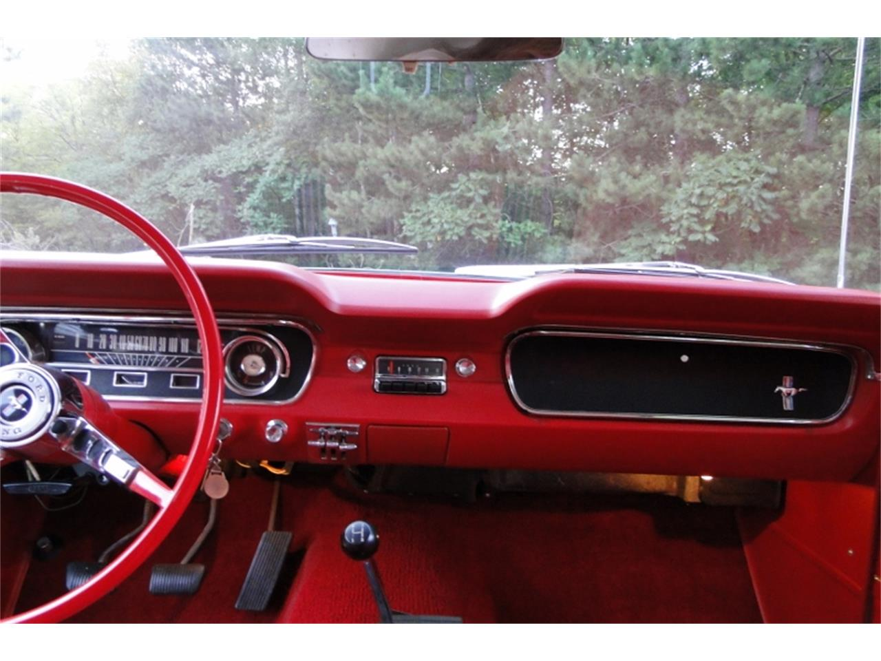 Large Picture of '65 Mustang - J4H4