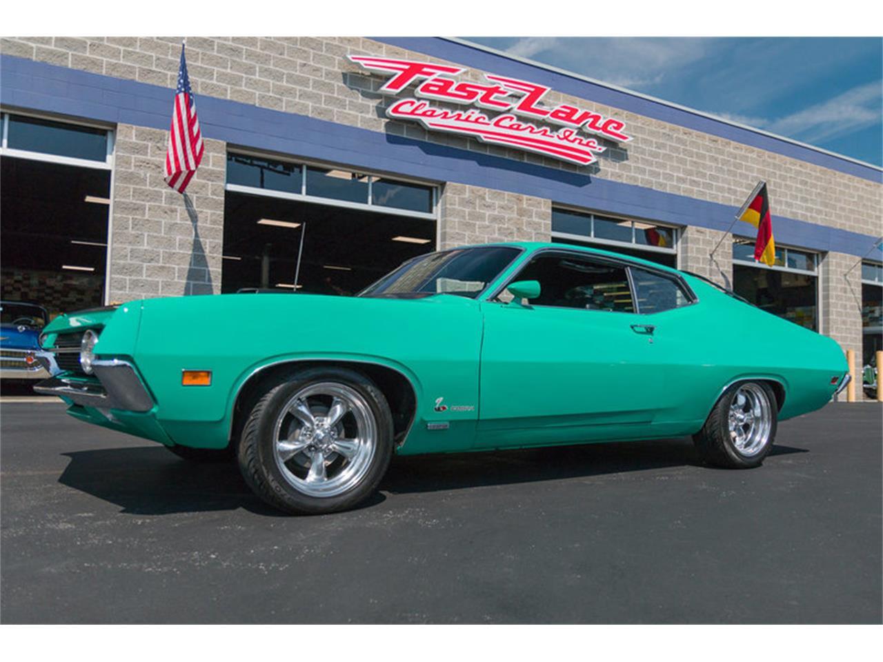 1970 ford gran torino for sale classiccars com cc 892288large picture of \u002770 gran torino j4hs